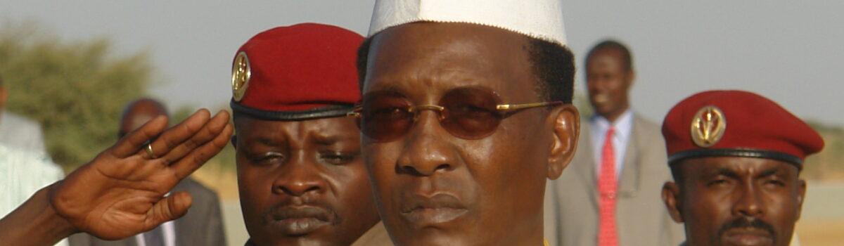 Idriss Deby  Itno Writes To Paul Biya