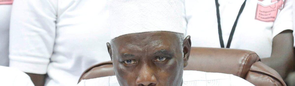 Gambian Electoral Crisis: ECOWAS Recognises Adama Barrow