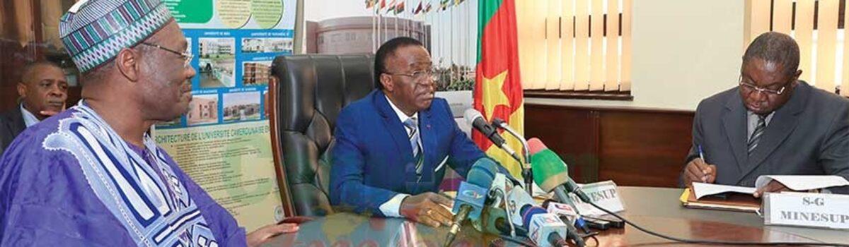 Recrutement spécial des enseignants d'universités: on fait le tri à Yaoundé II